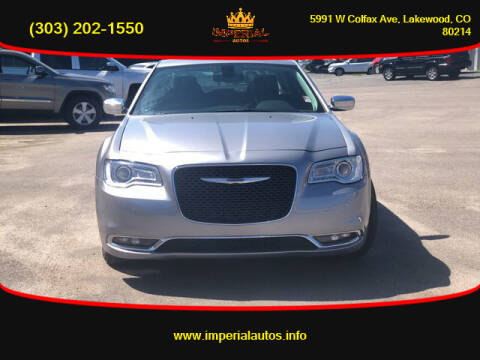 2016 Chrysler 300 for sale in Lakewood, CO