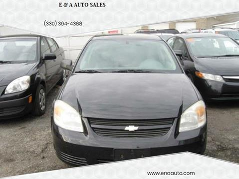 2007 Chevrolet Cobalt for sale in Warren, OH