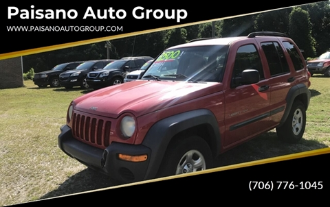 2003 Jeep Liberty for sale in Cornelia, GA