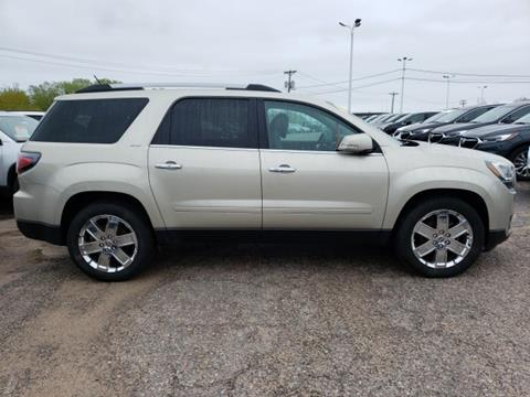 2017 GMC Acadia Limited for sale in Marquette, MI