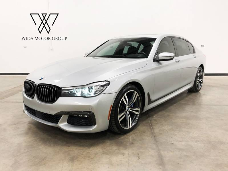 2016 BMW 7 Series for sale at Wida Motor Group in Bolingbrook IL