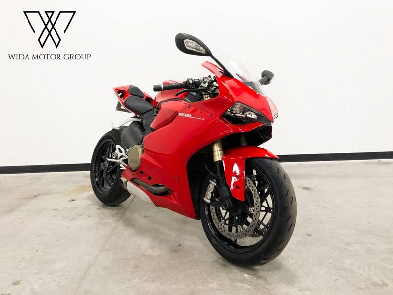 2014 Ducati 1199 Panigal for sale at Wida Motor Group in Bolingbrook IL