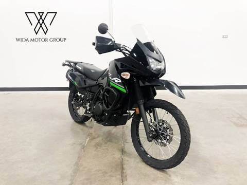 2016 Kawasaki KLR650 for sale at Wida Motor Group in Bolingbrook IL