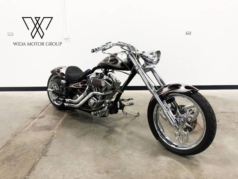 2012 Custom Chopper