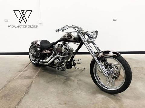 2012 Custom Chopper for sale at Wida Motor Group in Bolingbrook IL