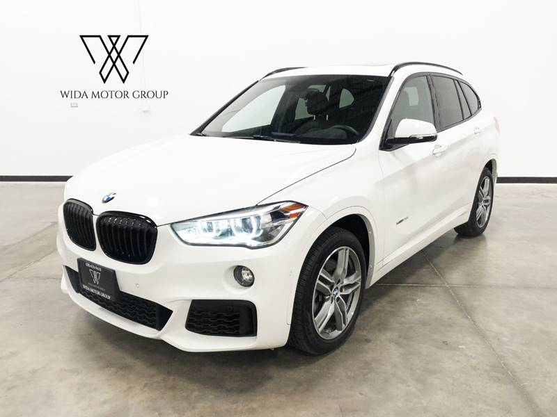 2016 BMW X1 for sale at Wida Motor Group in Bolingbrook IL