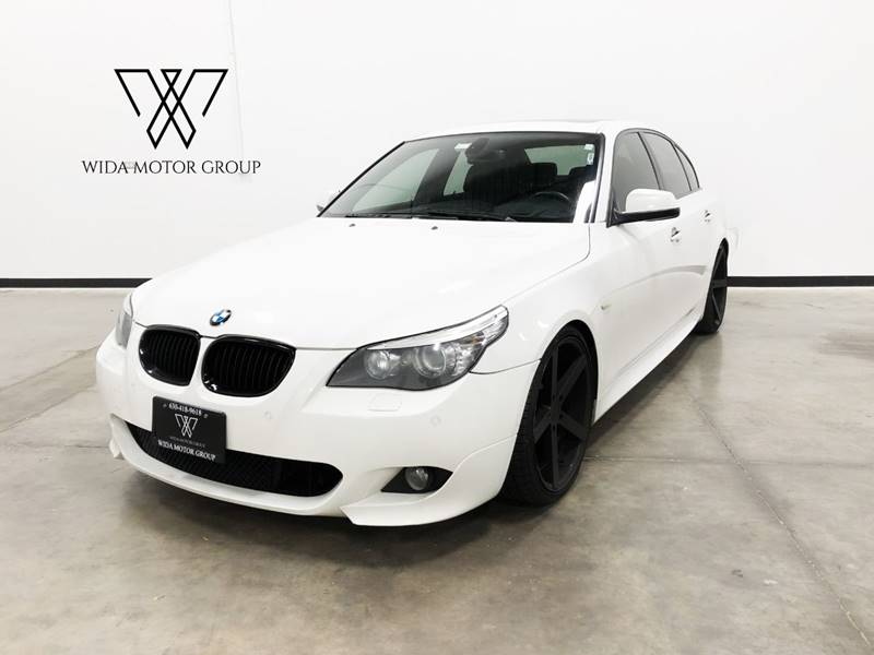 2010 BMW 5 Series for sale at Wida Motor Group in Bolingbrook IL