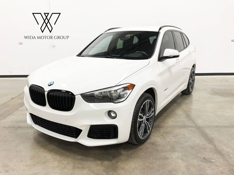2017 BMW X1 for sale at Wida Motor Group in Bolingbrook IL