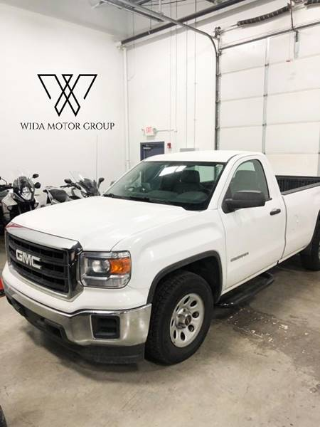 2014 GMC Sierra 1500 for sale at Wida Motor Group in Bolingbrook IL