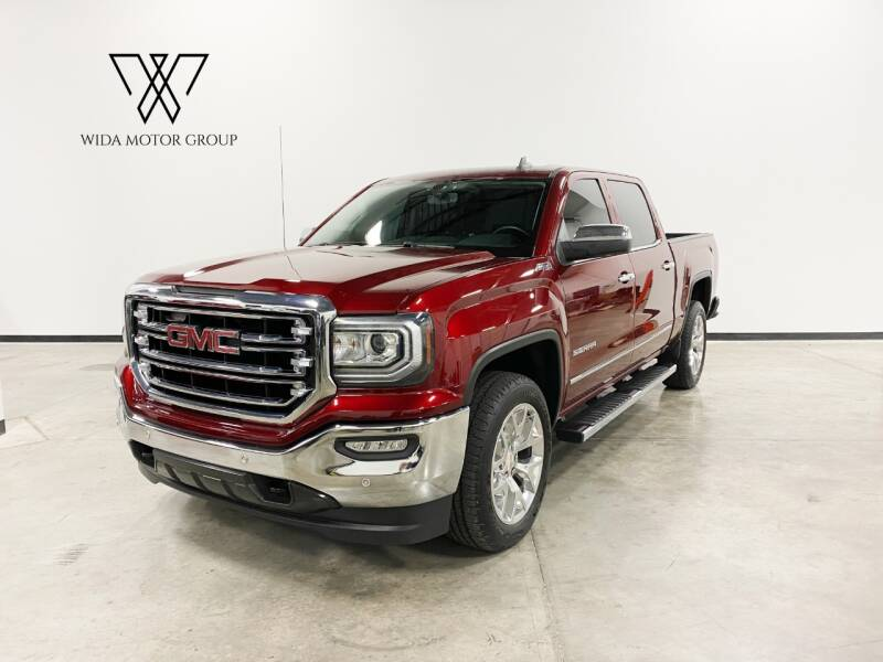 2016 GMC Sierra 1500 for sale at Wida Motor Group in Bolingbrook IL