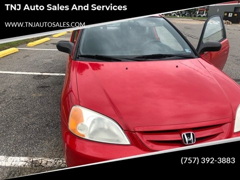 2003 Honda Civic for sale in Portsmouth, VA