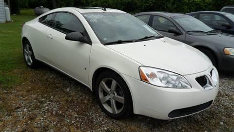 2008 Pontiac G6 for sale in Carleton, MI