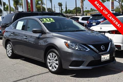 2019 Nissan Sentra for sale in Buena Park, CA