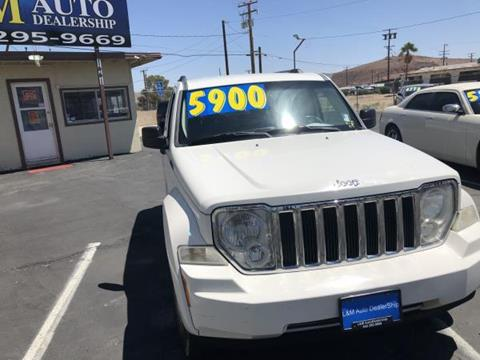 2008 Jeep Liberty for sale in Barstow, CA