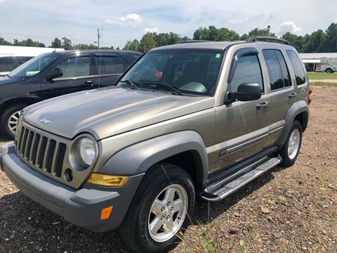 2006 Jeep Liberty for sale in Dresden, TN