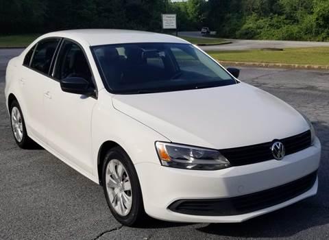 2011 Volkswagen Jetta for sale in Gadsden, AL