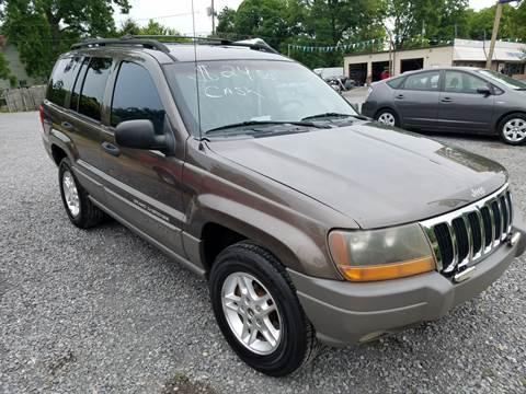 2000 Jeep Grand Cherokee for sale in Gadsden, AL
