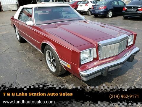 1982 Chrysler Cordoba for sale in Lake Station, IN
