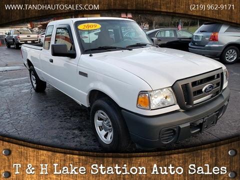 2009 Ford Ranger for sale in Lake Station, IN