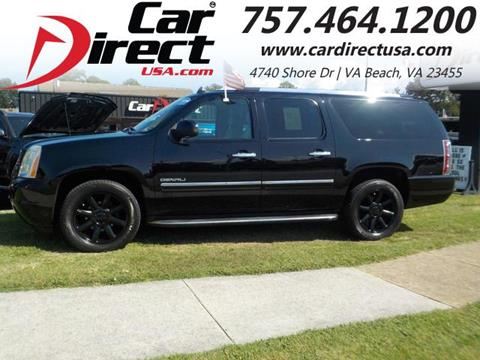2011 GMC Yukon XL for sale in Virginia Beach, VA