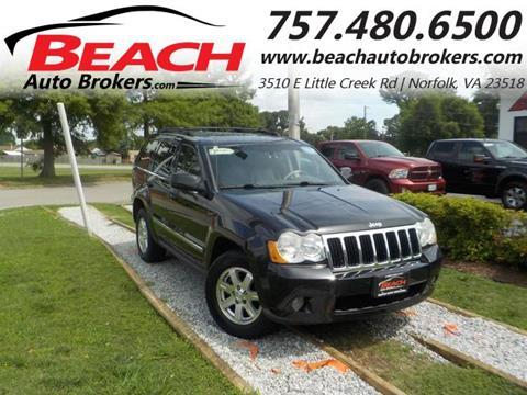 2009 Jeep Grand Cherokee for sale in Norfolk, VA