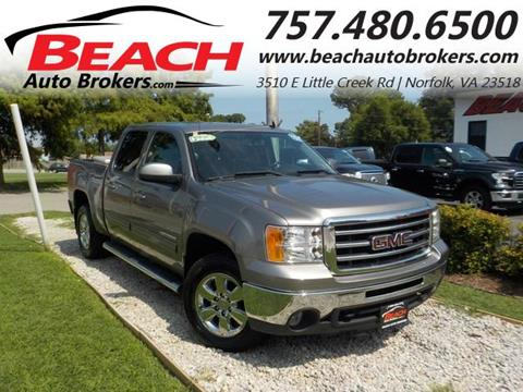 2013 GMC Sierra 1500 for sale in Norfolk, VA