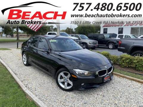 2013 BMW 3 Series for sale at Beach Auto Brokers in Norfolk VA