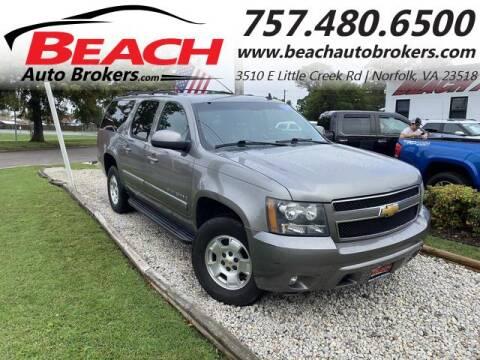 2009 Chevrolet Suburban for sale at Beach Auto Brokers in Norfolk VA