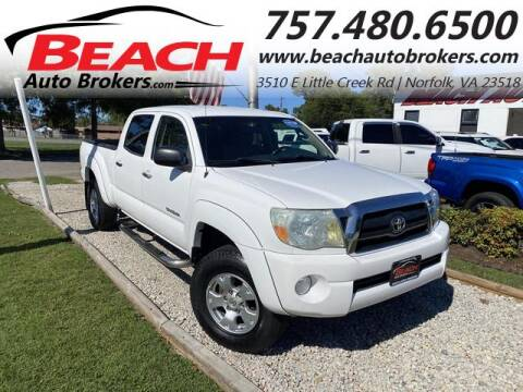 2006 Toyota Tacoma for sale at Beach Auto Brokers in Norfolk VA