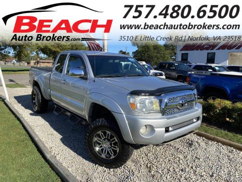 2011 Toyota Tacoma for sale at Beach Auto Brokers in Norfolk VA