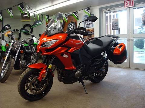 2015 Kawasaki VERSYS for sale in Little York, NY