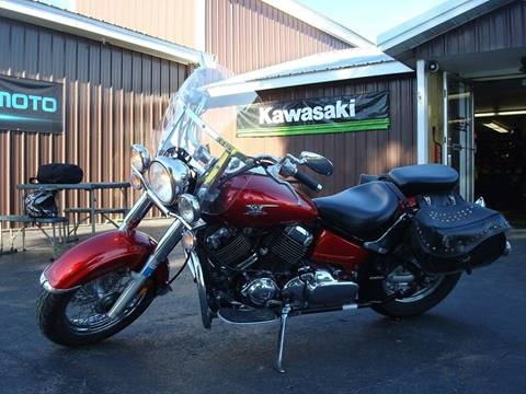 2007 Yamaha V-Star for sale in Little York, NY