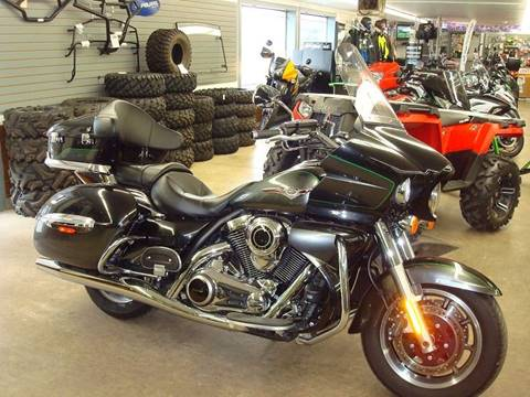 2017 Kawasaki Vulcan 1700 Voyager ABS  for sale in Little York, NY
