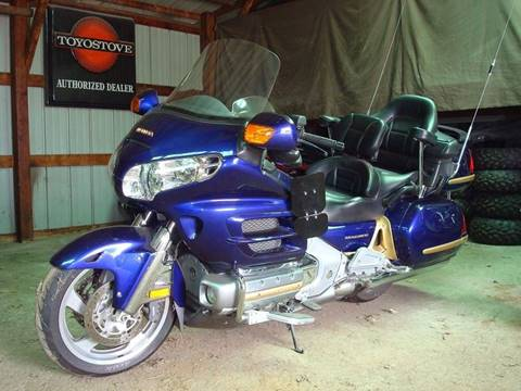 2002 Honda Goldwing for sale in Little York, NY