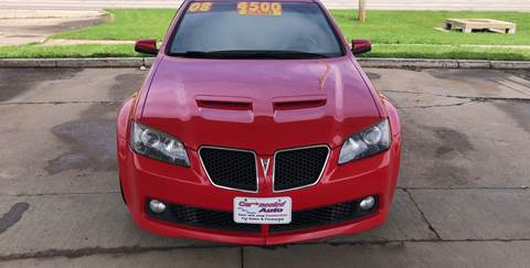 2008 Pontiac G8 for sale in Marshalltown, IA