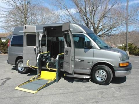 Wheelchair Accessible Vans >> Used Wheelchair Handicap Van For Sale In Butler Pa Carsforsale Com