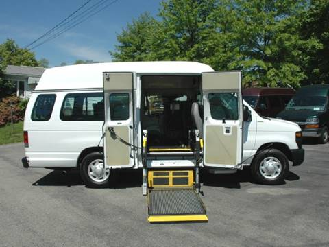 2008 Ford E-Series Cargo for sale in Butler, PA