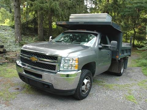 Used Trucks For Sale In Md >> 2012 Chevrolet Silverado 3500hd For Sale In Butler Pa