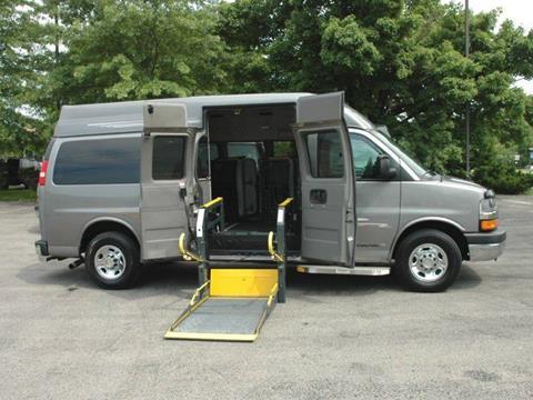 2012 Chevrolet Express Passenger for sale in Butler, PA