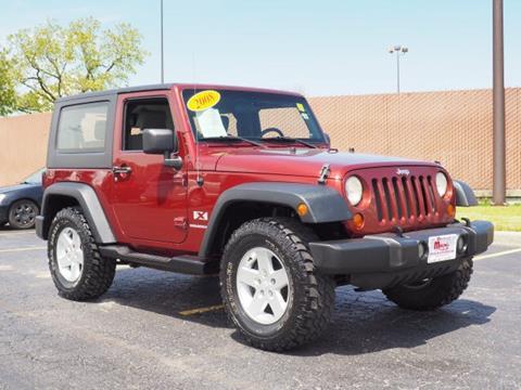 2008 Jeep Wrangler for sale in Oak Lawn, IL