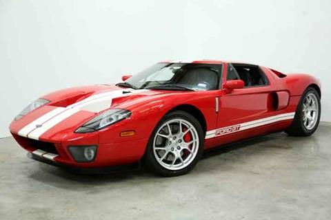 2005 Ford GT for sale in Houston, TX