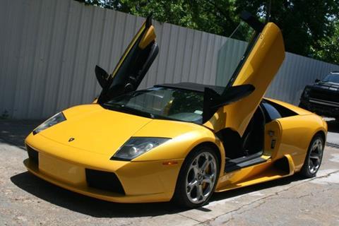 Used Lamborghini Murcielago For Sale Carsforsale Com