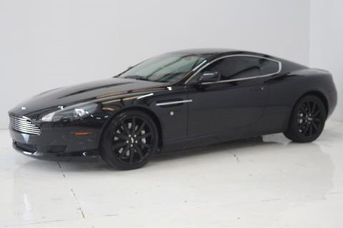 Aston Martin Houston >> 2005 Aston Martin Db9 For Sale In Houston Tx