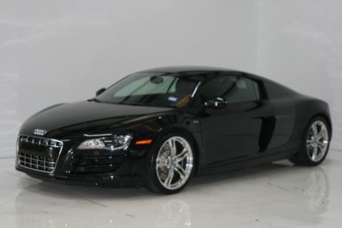2012 Audi R8 for sale in Houston, TX