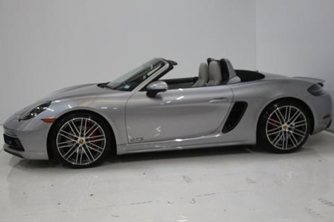 2018 Porsche 718 Boxster for sale in Houston, TX