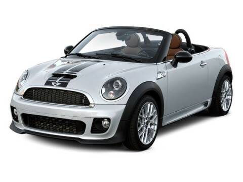 2012 MINI Cooper Roadster S for sale at Schomp MINI in Highlands Ranch CO