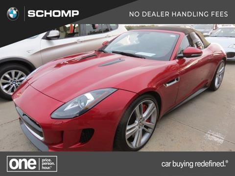 2014 Jaguar F-TYPE for sale in Highlands Ranch, CO