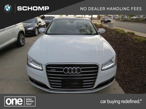 2015 Audi A8 L for sale in Highlands Ranch, CO