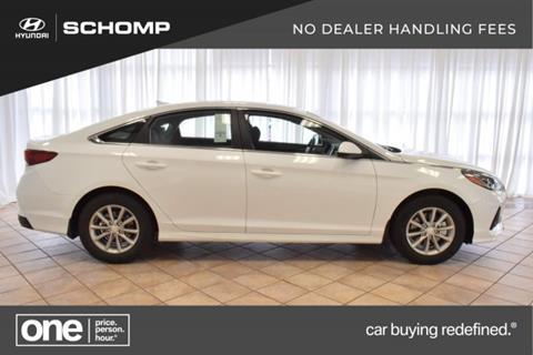 2019 Hyundai Sonata for sale in Aurora, CO