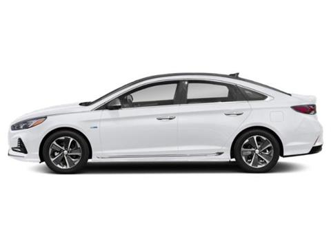 2019 Hyundai Sonata Hybrid for sale in Aurora, CO